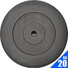 單片20KG水泥槓片20公斤槓鈴片.環保啞鈴片.重力設備用品.舉重量訓練.運動健身器材推薦