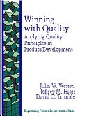 二手書《Winning with Quality: Applying Quality Principles in Product Development》 R2Y ISBN:0201633477