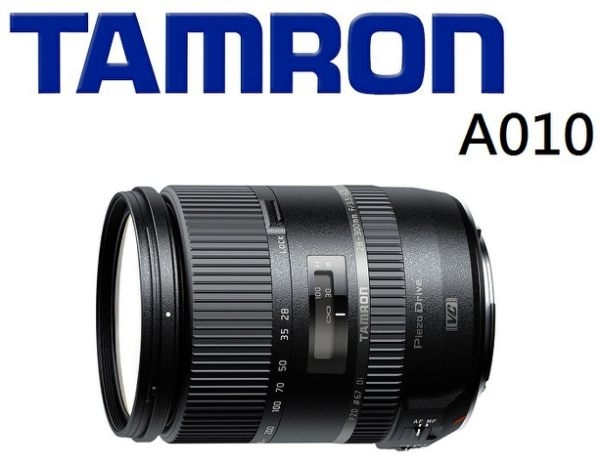 [EYE DC] TAMRON AF 28-300mm F3.5-6.3 DI VC A010 公司貨 保固三年 (ㄧ次付清)