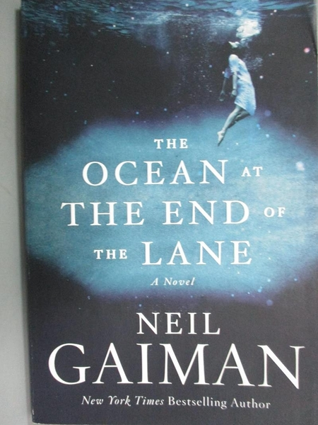 【書寶二手書T6/原文小說_OBK】The ocean at the end of the lane_Neil Gaim