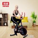 健身車 器材室內健身車家用健身腳踏自行車女士運動減肚子 3C優購HM