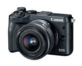 【聖影數位】Canon EOS M6 [15-45mm 單鏡組] 微單眼 無反相機 平行輸入 3期0利率