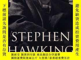 二手書博民逛書店Stephen罕見Hawking: His Life and Work 英文原版-《斯蒂芬·霍金:他的生活和工作》