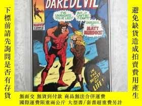二手書博民逛書店Marvel罕見Masterworks: Daredevil V
