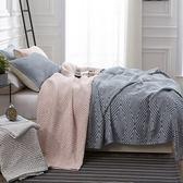 日式純棉紗布毛巾被四層單人雙人加大夏天薄毯空調被休閒蓋毯透氣