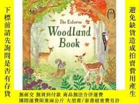 二手書博民逛書店Woodland罕見Book-林地書籍Y465786 Emily Bone & Alic... Usb