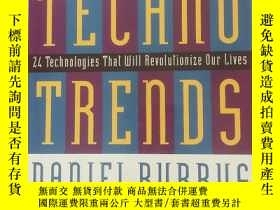 二手書博民逛書店Technotrends:罕見How to Use Technology to Go Beyond Your Co