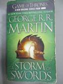 【書寶二手書T2/原文小說_JGJ】A Storm of Swords_George R. R. Martin