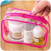 化妝袋 長型收納袋(13x6x4.7) 小物 旅行 文件袋 洗漱 彩妝 美甲 飾品 3C電線【ZDZ007】SORT