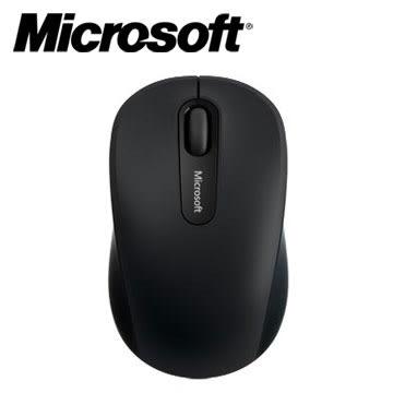 Microsoft微軟Bluetooth 藍芽無線行動滑鼠3600(黑)