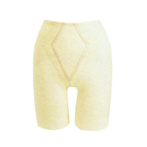 【華歌爾】無痕長褲管束褲(64-90號/淺嫩膚)