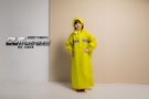 『快速出貨』奧德蒙戶外機能特仕OutPerform-頂峯360度全方位兒童半開背包雨衣