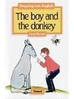 二手書博民逛書店 《The Boy and the Donkey》 R2Y ISBN:019421821X│CarolBarnett