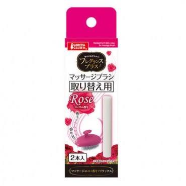 MRRUKAN DP-866香味按摩刷替換芯 玫瑰香味