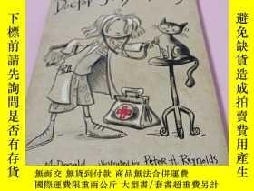 二手書博民逛書店Doctor罕見Judy Moody #5【朱迪·穆迪系列,梅根