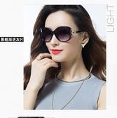 2020新款女士太陽鏡圓臉墨鏡防紫外線韓版潮防曬眼鏡顯瘦大臉 町目家