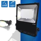 (日機) LED投光燈 台灣製造 LED45W廣告照明燈 通過防雷擊測試 突波保護 防雨型電線插頭 NLFL50-AC
