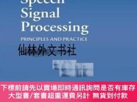 二手書博民逛書店【罕見】Discrete-time Speech Signal ProcessingY27248 Thomas