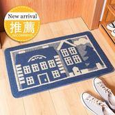 加厚歐式地毯 復古進門墊入戶地墊子 客廳門口腳墊浴室吸水防滑墊gogo購