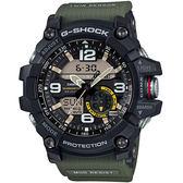 【台南 時代鐘錶 CASIO】卡西歐 G-SHOCK 宏崑公司貨 GG-1000-1A3 極限挑戰強悍機能運動錶