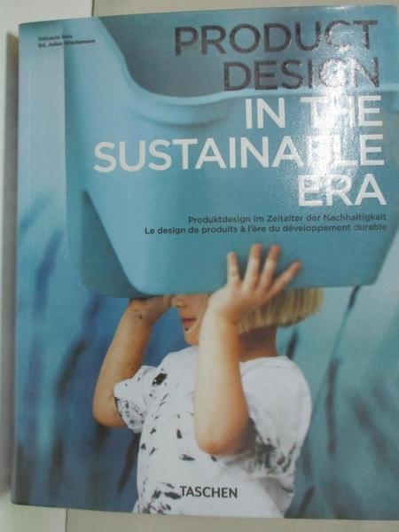 【書寶二手書T3/設計_JCL】Product Design in the Sustainable Era_Reis, Dalcacio/ Wiedemann, Julius (EDT)