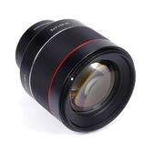 SAMYANG AF 85mm F1.4 FE 大光圈 自動對焦 For Sony FE E-Mount 【正成公司貨】 SYPCAF85-SFE