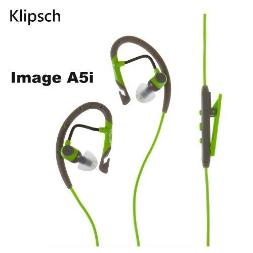 Klipsch Image A5i Sport  入耳式運動耳機 防水運動版專用耳機 台灣公司貨