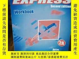 二手書博民逛書店LONGMAN:EXPRESS罕見SECOND EDITION(