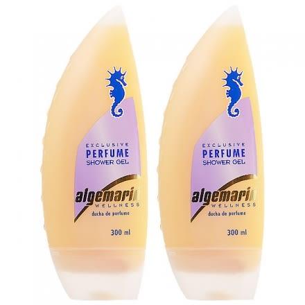 【algemarina海馬】 天使香水沐浴乳300ml*2/瓶{嘉家生活網}