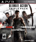 PS3 Ultimate Action Triple Pack 終極行動 三重包(美版代購)