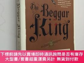 二手書博民逛書店The罕見Beggar King: A Hangman s Daughter Tale 英文原版小說 平裝毛邊本奇