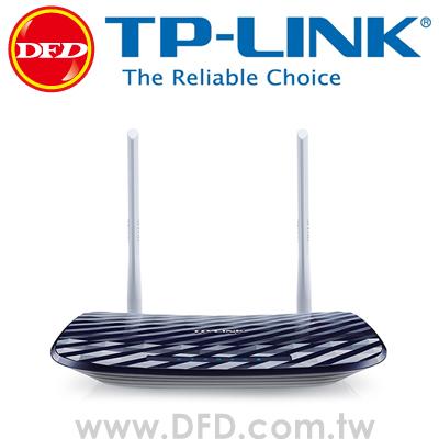 TP-LINK Archer C20 AC750 無線雙頻 路由器 全新公司貨