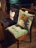 椅子椅墊坐墊靠墊一體式帶綁帶寢室大學生宿舍座墊座椅墊久坐冬季ATF 沸點奇跡