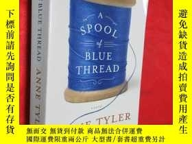二手書博民逛書店A罕見Spool of Blue Thread A novel