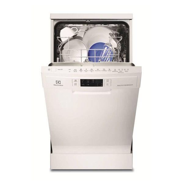 Electrolux 伊萊克斯 ESF4660ROW 獨立式45cm洗碗機(白) 【得意家電】