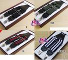 來福,k713吊帶四夾X夾3.8cm針織高質感西裝吊帶褲夾背帶吊帶,售價499元
