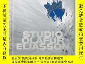 二手書博民逛書店Studio罕見Olafur EliassonY364153 Edited By Studio Olafur