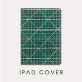 簡約綠色格子2019新ipad pro 11 air10.5 9.7