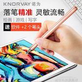 觸控筆 iPad平板觸控電容筆細頭手機點觸摸屏指繪手寫筆安卓蘋果通用 城市科技