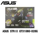 ASUS STRIX GTX1060-D26G