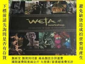 二手書博民逛書店Weta罕見Workshop: CELEBRATING 20 Y