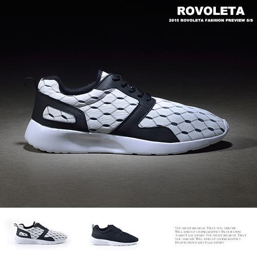 特殊多孔休閒鞋【LU-NR-342】(ROVOLETA)