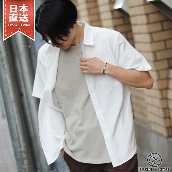 短袖襯衫 休閒棉麻襯衫 10色 ZIP FIVE
