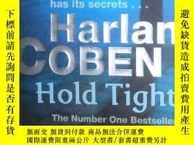 二手書博民逛書店原版英文書《罕見Hold Tight 》by Harlan Co