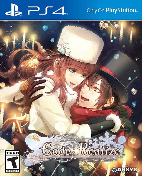 PS4 Code:Realize ~創世的姬君~(美版代購)