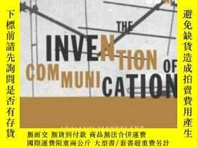 二手書博民逛書店Invention罕見Of Communication-通信的發明Y436638 Armand Mattela
