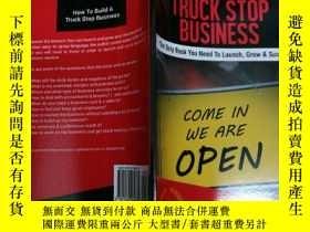 二手書博民逛書店How罕見to build a truck stop busin