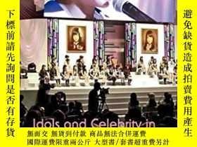 二手書博民逛書店Idols罕見And Celebrity In Japanese Media Culture-日本傳媒文化中的偶像