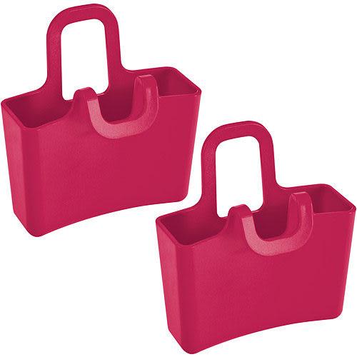《KOZIOL》提籃茶包架(紅2入)