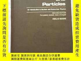 二手書博民逛書店nuclei罕見and particles(H2284)Y173